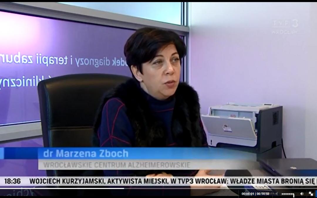 Wiadomości TVP informują o naszych działaniach!