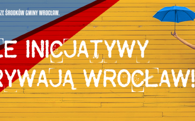 Małe inicjatywy porywają Wrocław